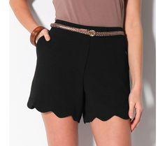 Šortky s vlnkovaným zakončením | blancheporte.sk #blancheporte #blancheporteSK #blancheporte_sk #sortky #shorts Short Dresses, Outfits, Women, Fashion, Short Gowns, Outfit, Moda, Women's, La Mode