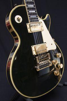 1983 Gibson Les Paul Custom with Kahler bridge