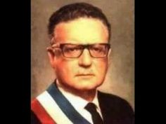 Elegía a Salvador Allende-Carlos Puebla.
