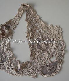 Flor Coletinho em Crochê -  /  Collect Flower Crochet - 3