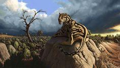 Este mamífero que demuestra que no todos los dientes de sable eran gatos.   12 extrañas criaturas prehistóricas que harán que te sientas feliz de estar vivo en la actualidad