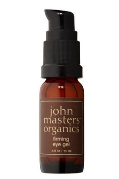 "Treat eyes overnight with the soothing aloe and firming oats found in John Masters Organics Firming Eye Gel; the duo ""tones sagging lids"" and ""decreases puffiness,"" making it our experts' pick for line-free lids.  John Masters Organics Firming Eye Gel, $30; johnmasters.com"