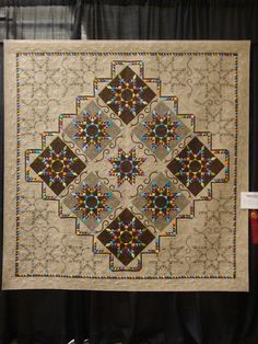 FABRIC THERAPY: Shipshewana Quilt Festival, Part Three...