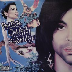 Prince - Graffiti Bridge: buy Album at Discogs Prince Gett Off, My Prince, Old Vinyl Records, Lp Vinyl, Prince Album Cover, Graffiti Bridge, Cool Album Covers, Cd Cover, Cover Art