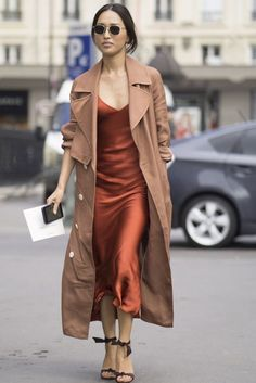 silk-dress-and-coat