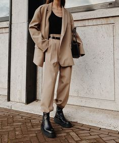 Casual Winter Outfits, Classy Outfits, Fall Outfits, Black Outfits, Preppy Outfits, Sweater Outfits, Mode Outfits, Fashion Outfits, Womens Fashion