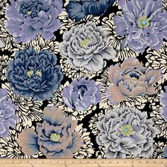 Designed by Kaffe Fassett for Westminster/Rowan Fabrics, this cotton print is…