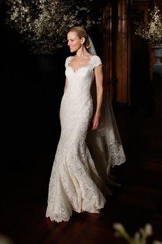 Wedding dresses for hourglass-shaped brides - Wedding dresses - YouAndYourWedding