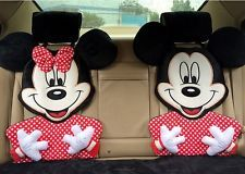 mickey and minnie mouse seat covers