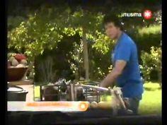 Ariel a la Parrilla   T2 C17   Cerdo BBQ   2 de 2 Ariel Rodriguez Palacios, Videos, Pork, Cooking, Chefs, Video Clip