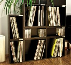vinyl record storage | Glorious record storage
