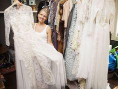 Cecilie Melli Norwegian Fashion, Lace Wedding, Wedding Dresses, Fashion History, Bride Dresses, Bridal Wedding Dresses, Weeding Dresses, Weding Dresses, Wedding Dressses