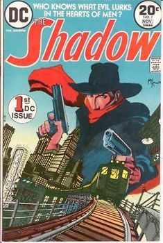 SHADOW (1973) 1 VF+ KALUTA November 1973 KALUTA COMICS BOOK: $36.00 End Date: Monday Apr-30-2018 10:29:10 PDT Buy It Now for only: $36.00…