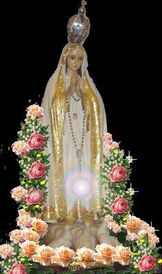 santos catolicos para enviar por facebook - Buscar con Google