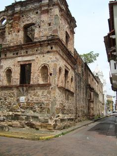 Panama City, Panama - looking forward to seeing structures like this.