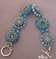 Anabel Bracelet pattern