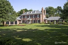 1015 Spring Ln, Lake Forest, IL 60045 - Zillow - 7,405 sf - 6 bed 8.5 bath | 1 acre | Georgian brick built 2006 | 4,950,000 USD