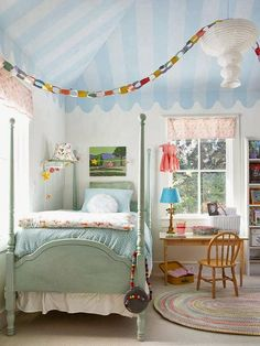 Journal of Interior Design - Interior design, decoration and inspiration for your home: The most beautiful children's rooms [II]