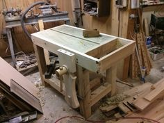 another small workbench