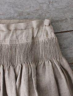 [Envelope Online Shop] Viennot・flax Lisette Bottoms