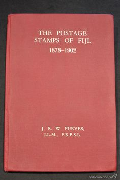 CATALOGO SELLOS THE POSTAGE STAMPS OF FIJI 1878 - 1902