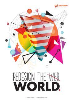 Redesign The Web - 500larissameek1_prev