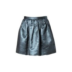 Opening Ceremony Lurex Skirt found on Polyvore