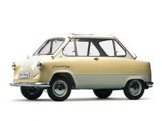 "1958 Zündapp Janus (also known as Professor Z, aka ""The Professor,"" Cars)"