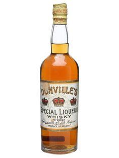 Dunville's Special Liqueur Irish Whisky 1930s