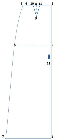 BLOG INAYUS: Kelas Jahit Sesi 12 - Skirt A-Line