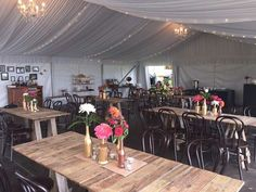 Rustic Furniture for Weddings | Table & Chair hire | Central Coast | Hunter Valley