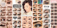 10 eye makeup tutorials from Pinterest that'll turn you into a beauty PRO  - Cosmopolitan.co.uk