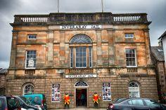 inverary scotland   Inverary Jail, Inverary, Scotland   Flickr - Photo Sharing!