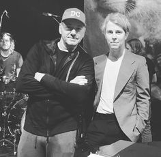 Mr Tom Peter Odell & Kevin Spacey, who stars in music video for ''Here I Am''