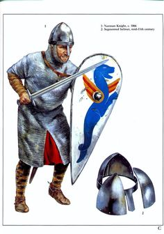 Norman Knight,1066 AD