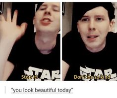 I LOVE PHIL SO MUCH THIS IS LITERALLY THE CUTEST THING I'VE EVER SEEN