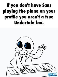 sans, undertale, piano, pianist GIF