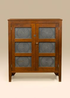 Buy Pie Safes at Great Windsor Chairs. All of the handcrafted pie safes are made in Pennsylvania out of solid woods with superior craftsmanship.,A storage furniture cabinet for you kitchen is the Milton pie safe. Antique Kitchen Cabinets, Primitive Cabinets, Rustic Cabinets, Primitive Furniture, Country Furniture, Cheap Furniture, Antique Furniture, Primitive Decor, Kitchen Furniture