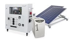 Solar Hydrogen Trainer produces hydrogen from clean solar power, optimized for academic use.