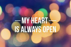 Love affirmations @ http://chi-nese.com