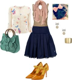 """""""cute"""" by mary-osomoe on Polyvore"""