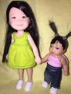 Kelly and Nikki