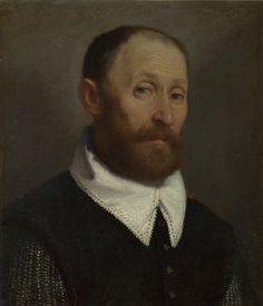 Portrait of a man / Portrait d'homme, by / selon Giovanni Battista Moroni