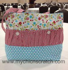 Leadership bag ...made with future fabric!