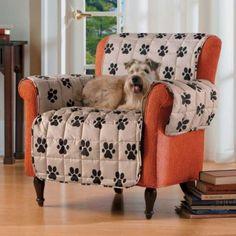 Paw Print Furniture Protectors