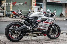 Custom Paint Ducati