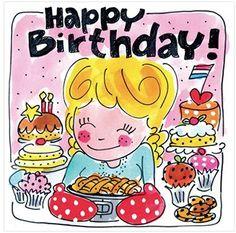 Verjaardag, ik denk bij een verjaardag ook aan speelgoed, want vroeger kreeg ik altijd speelgoed op mijn verjaardag
