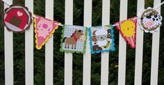 Barnyard Buddies Paper Pieced Farm Animal Die by APaperPlayground, $16.50