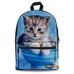 47209b798e49 79 Best Book Bags Crazy Novelty Kids images in 2017 | School ...