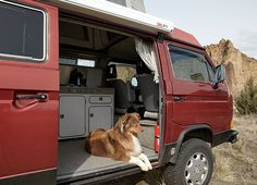 631dd92c2b5d36 The intrepid Vanagon has once again earned its place as the ultimate  outdoor vehicle. Volkswagen BusVw CamperVw VanagonFestival CampingVan ...